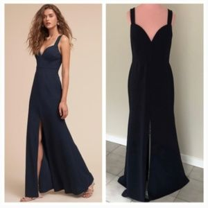 Anthropologie BHLDN Vera Wang Ansel Dress NWOT